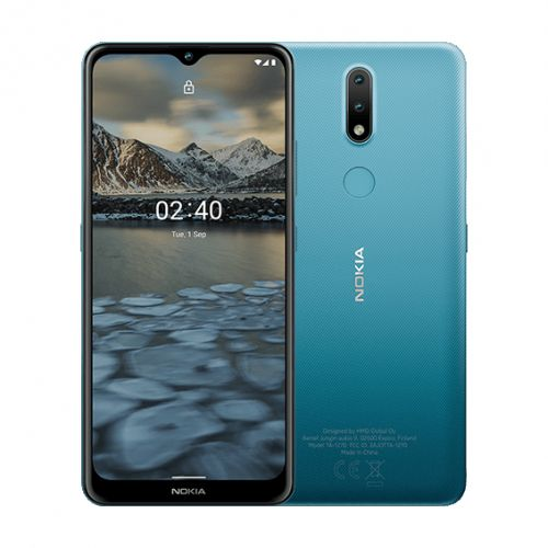 Nokia 2.4, 6.5″, 3GB RAM + 64GB, Dual SIM